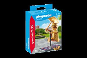 Playmobil PM Special PLUS - Straatartiest 70377