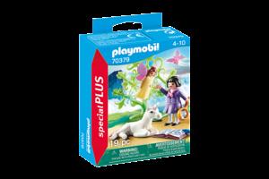 Playmobil PM Special PLUS - Feeënonderzoeker 70379