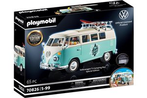 Playmobil PM Volkswagen - Volkswagen T1 Camping Bus - Special Edition 70826