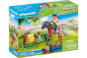 Playmobil PM Country - Collectie pony 'Welsh' 70523