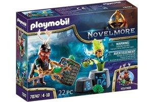 Playmobil PM Novelmore - Violet Vale - Magiër van de planten 70747
