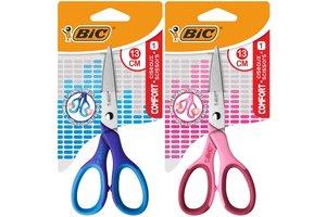 """Bic BIC Schaar """"Comfort"""" - 13cm - 1 exemplaar"""