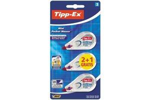 Bic BIC Tipp-Ex Mini Pocket Mouse - 2+1 gratis