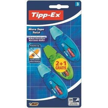Bic BIC Tipp-Ex Micro Tape Twist - 2+1 gratis