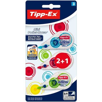 Bic BIC Tipp-Ex Mini Pocket Mouse FASHION - 2+1 gratis