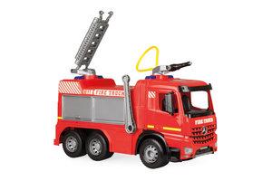 Lena Giga Trucks Brandweerwagen Mercedes-Benz Actros - 66cm