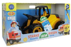 Lena Giga Trucks Wiellader Pro (zwart/geel) - 67cm