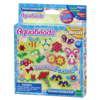 Aquabeads Aquabeads - Bloemenset (navulling)