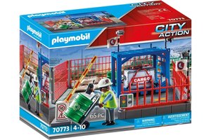 Playmobil PM City Action Cargo - Container productie 70774