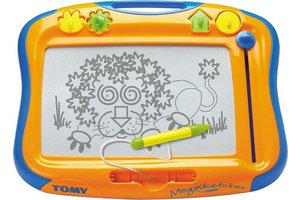 Tomy Tomy Megasketcher Classic (magnetisch tekenbord) - oranje