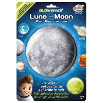 Buki Glow Space - Sticker Maan