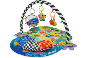 Lamaze Lamaze 3-in-1 Babyspeelmat - Freddie de Vuurvlieg