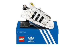 LEGO LEGO Creator Expert Adidas Originals Superstar - 10282