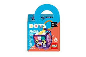LEGO LEGO DOTS Tassenhanger draak - 41939