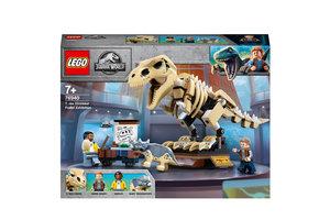 LEGO LEGO Jurassic World Tentoonstelling dinosaurusfossiel van T. rex - 76940