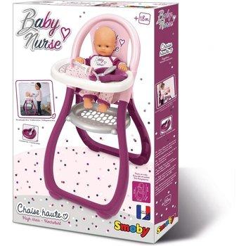 Smoby Baby Nurse - Hoge babystoel