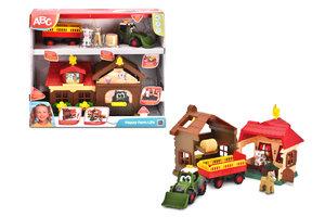 Dickie Toys Happy Farm House (49,5cm) met geluid + accessoires