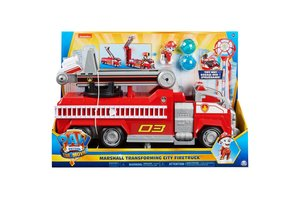 Spin Master Paw Patrol - The Movie - Marshalls Deluxe vehicle