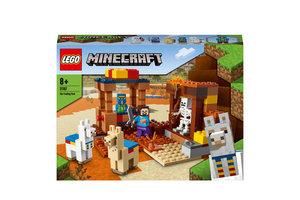 LEGO LEGO Minecraft De handelspost - 21167