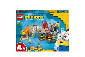 LEGO LEGO Minions In Gru's lab bouwset - 75546