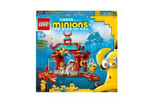 LEGO LEGO Minions Minions kungfugevecht - 75550