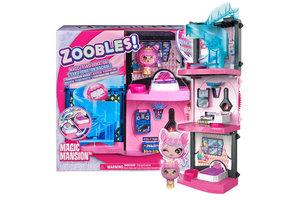Spin Master Zoobles - Magic mansion speelset