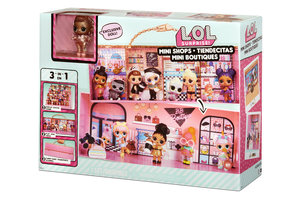 MGA Entertainment L.O.L. Surprise! Mini Shops speelset