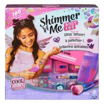 Spin Master Cool Maker - Shimmer Me - Body Art Studio
