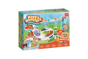 Jumbo Happy Hamsters - Deluxe set