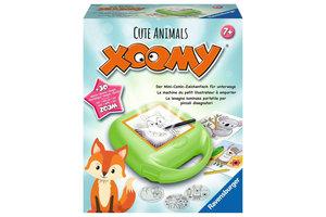 Ravensburger XOOMY - Compact Cute Animals
