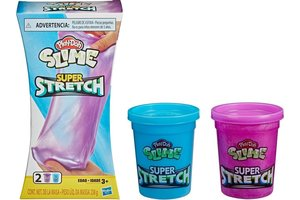 Play-Doh Play-Doh - Slime Super Stretch - Paars/Blauw