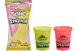 Play-Doh Play-Doh - Slime Super Stretch - Geel/Roze