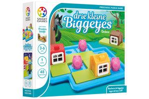 SmartGames Smart Games - De Drie Kleine Biggetjes Deluxe