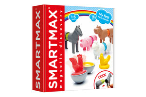 SmartMax SmartMax My First - Farm Animals 16 stuks
