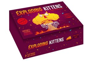 Asmodee Exploding Kittens - Party Pack Editie