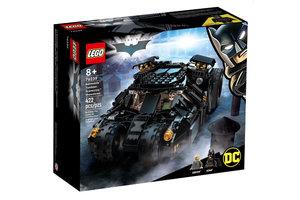 LEGO LEGO DC - Batmobile Tumbler: Scarecrow showdown - 76239