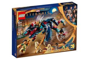 LEGO LEGO Marvel Eternals Sluwe hinderlaag - 76154
