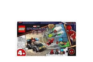 LEGO LEGO Marvel Spider-Man vs. Mysterio droneaanval - 76184