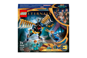 LEGO LEGO Marvel Eternals Eternals' luchtaanval - 76145