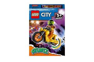 LEGO LEGO City Sloop stuntmotor - 60297