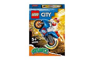 LEGO LEGO City Raket stuntmotor - 60298