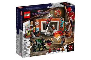 LEGO LEGO Marvel Spider-Man bij de Sanctum uitvalsbasis - 76185