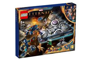 LEGO LEGO Marvel Eternals Opkomst van de Domo - 76156