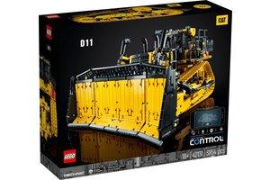 LEGO LEGO Technic Cat D11 Bulldozer - 42131