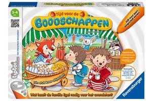 Ravensburger Tiptoi - Tijd voor de boodschappen (4-5jaar)