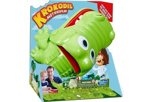 Hasbro Krokodill met kiespijn
