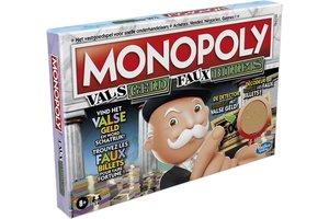 Hasbro Monopoly Vals Geld