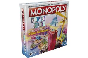 Hasbro Monopoly Bouwen