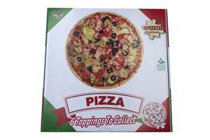 Y-wow Puzzel Supersized Pizza - 300 stuks