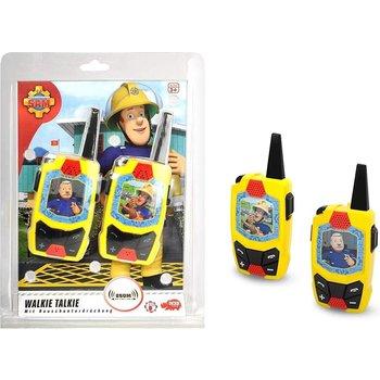 Dickie Toys Brandweerman Sam - Walkie Talkie